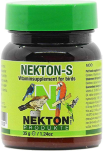 Best parrot vitamin supplement